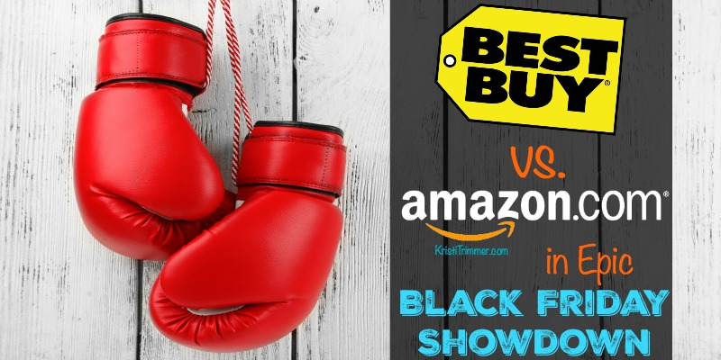 Best Buy vs Amazon Black Friday