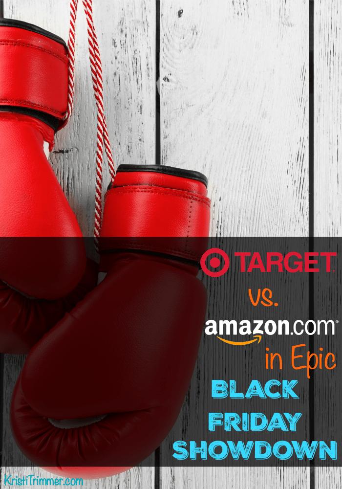 Target vs Amazon PT