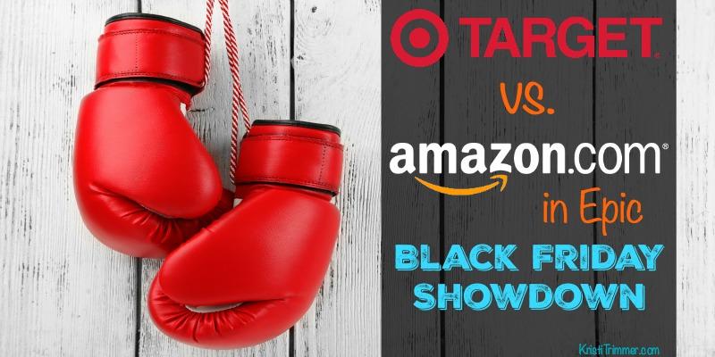 Target vs Amazon