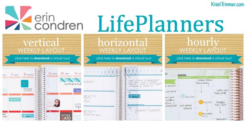 Erin Condren LifePlanners