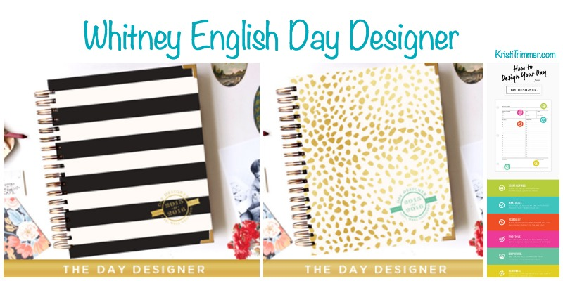 Whitney English Day Designer