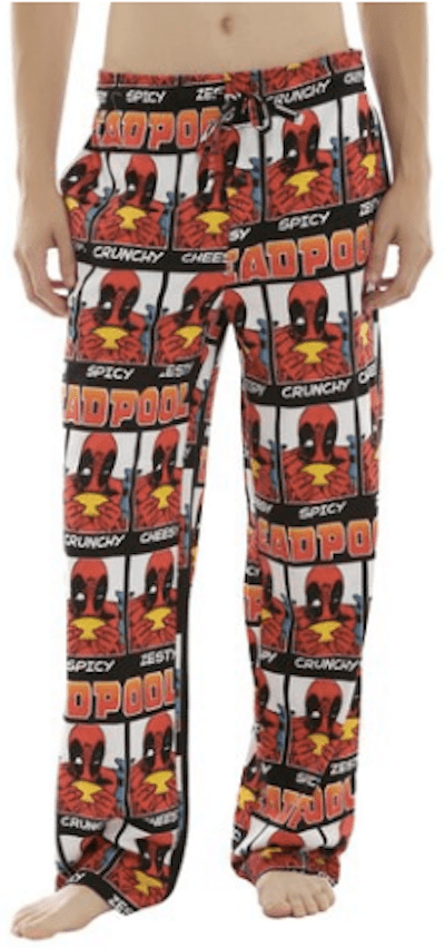 Deadpool Taco Pants