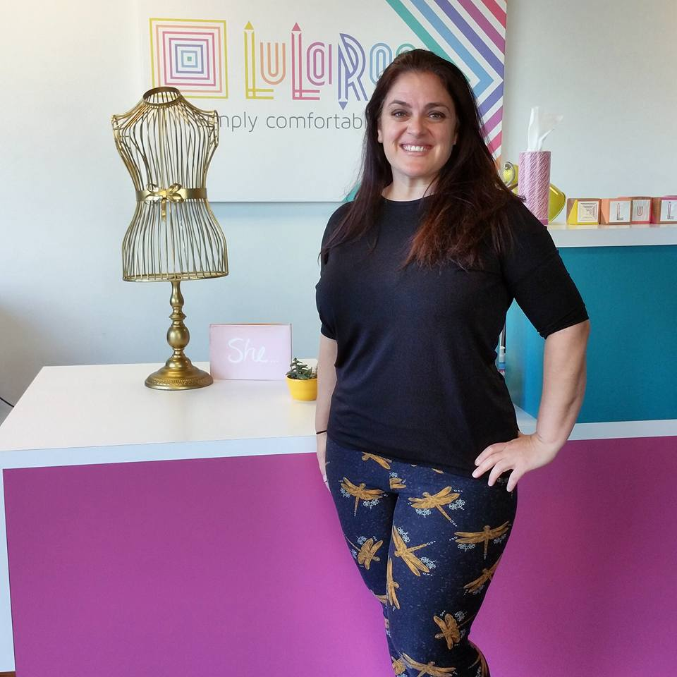 Kristi at Lularoe