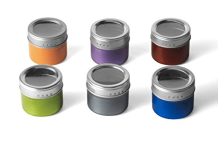 Magnetic Storage Tins