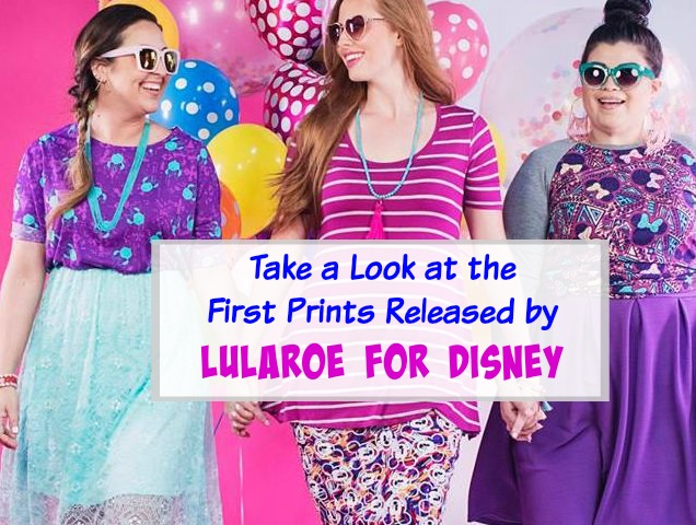 lularoe disney collection