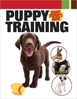 puppy training guide book