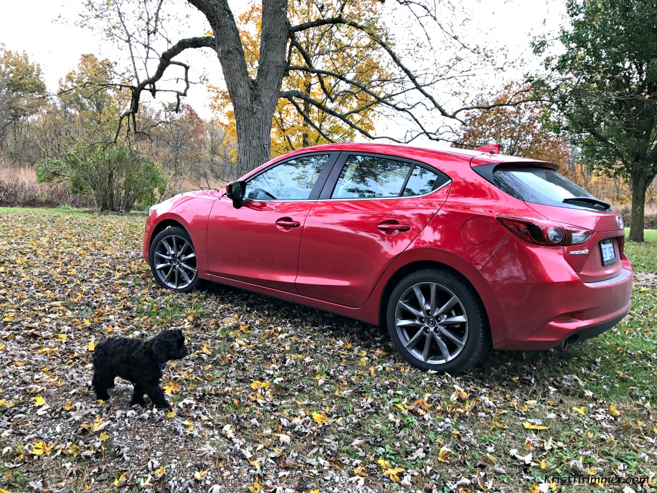 Mazda3 Grand Touring with Porter
