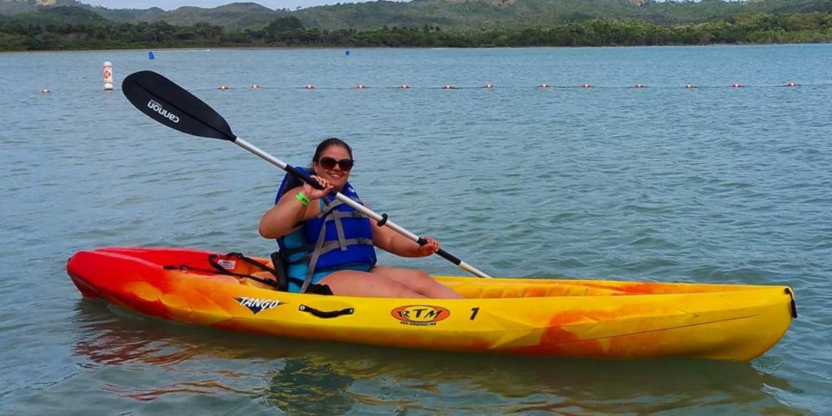 Kayaking DR