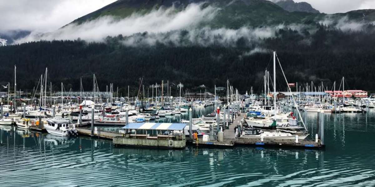 Seward Alaska Harbor
