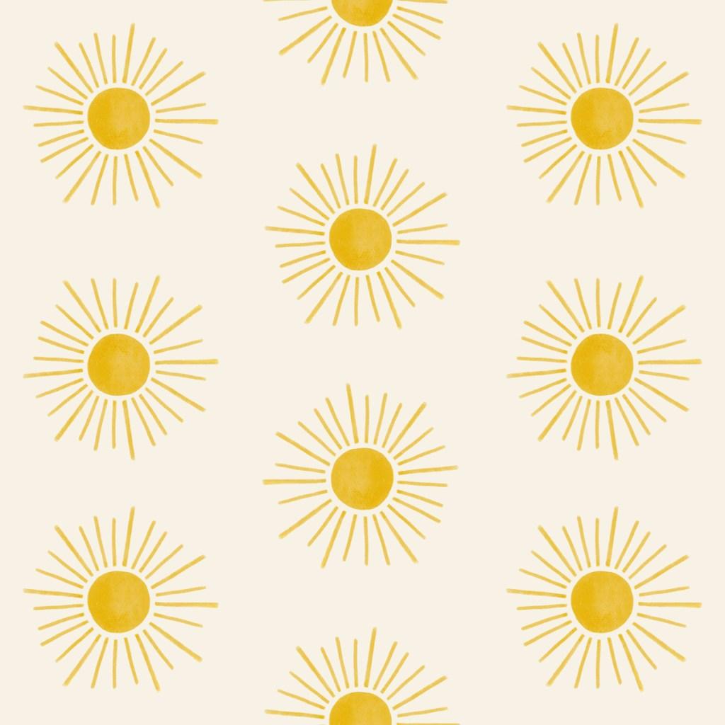 sunshine pattern