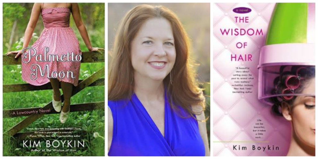 women's fiction author, dear carolina, the wisdom of hair, palmetto moon
