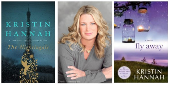 Kristin Hannah, The Nightingale, Women's Fiction, Bestselling Women's Fiction, Historical Fiction