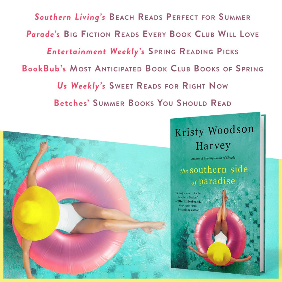 Molly Sims' Summer Book List and Upcoming Events - Kristy