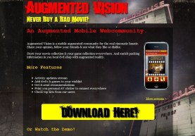 AV app pagina
