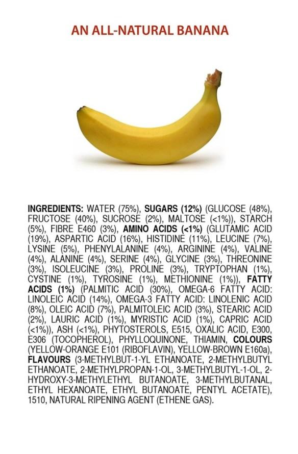 chemische banaan