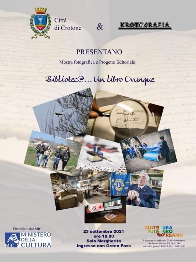 Dal 23 settembre alla Sala Margherita la mostra fotografica conclusiva del Progetto Biblioteca Casa di Quartiere