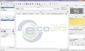 ecoDMS Client nach der Installation