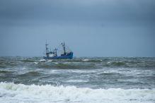 Schiff - Haurvig Strand