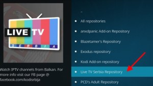 EX-YU IPTV kanali preko Kodi Live TV addon-a – KrofekIT