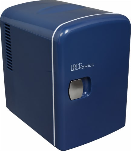 I am going to construct it using the method in $5 mini usb fridge!, but since it's in a locker i obviously can't use usb power. Uber Appliance Mini Fridge 6 Can Portable Refrigerator Cooler Warmer Bedroom Dorm Rv 4l Fry S Food Stores