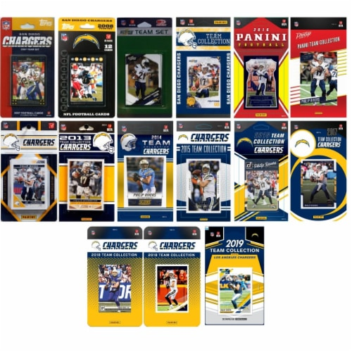 Learn all about debit cards to know if they are. C I Collectables Chargers1519ts Nhl Los Angeles Chargers 15 Different Licensed Trading Card T 1 Kroger