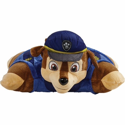 pick n save my pillow pets nickelodeon paw patrol chase plush toy 16 in
