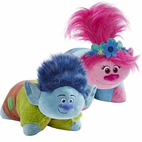 king soopers pillow pets nbc universal trolls poppy branch plush toy combo 2 ct