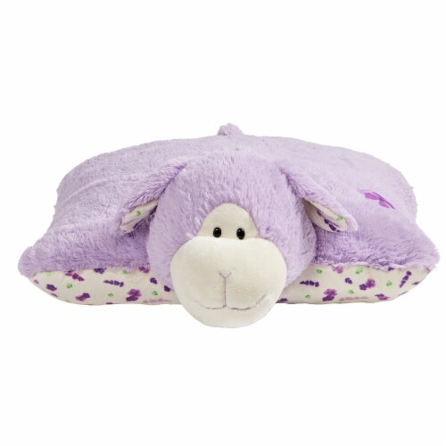 qfc pillow pets sweet lavender scented lamb plush toy 1 ct