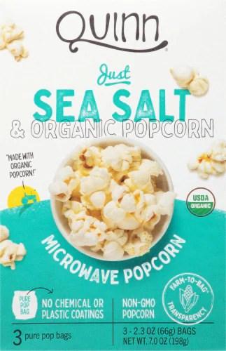 https www smithsfoodanddrug com p quinn just sea salt microwave popcorn 0085636900409