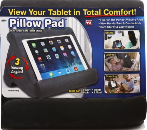 pillow pad multi angle soft tablet stand assorted 1 ct
