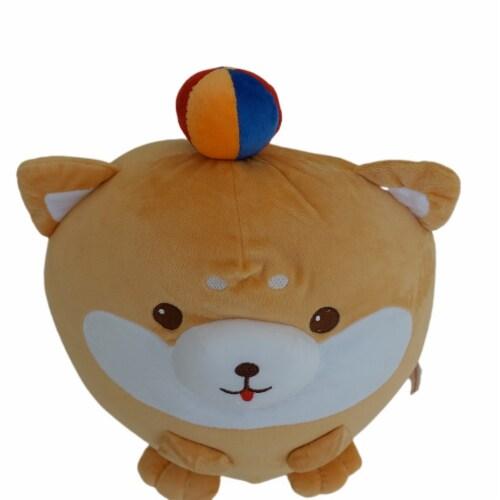 corgi puppy plush pillow soft baby blanket puppy stuffed animal 16