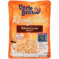 uncle ben s ready rice whole grain brown rice 8 8 oz