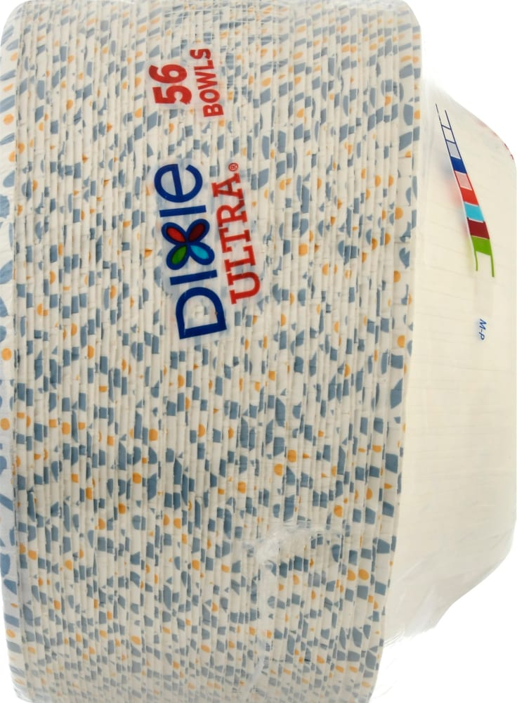 dixie ultra ultimate strength paper bowls 56 ct
