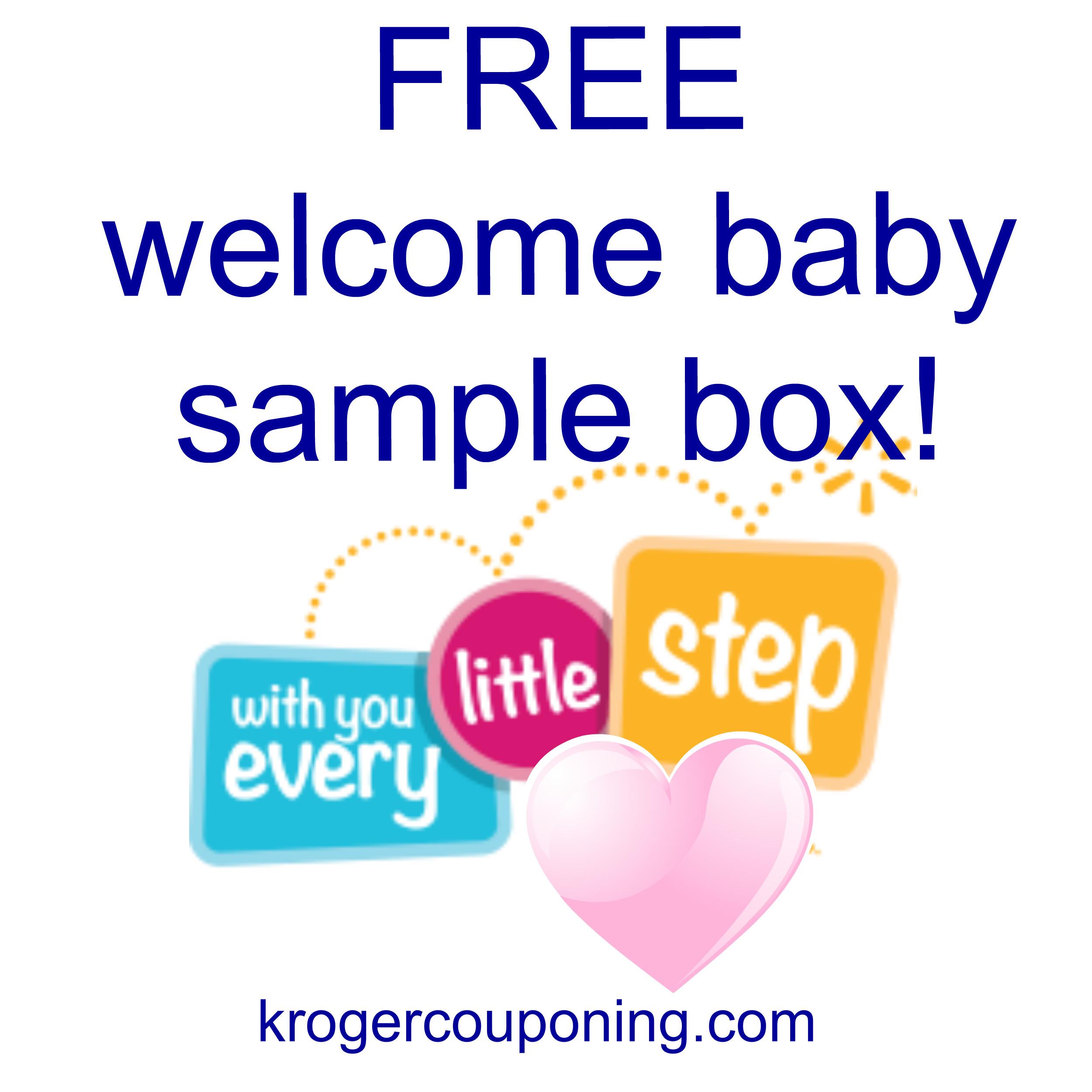 Free kleenex sample box