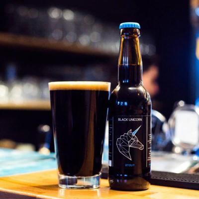 Krois-Brewery-Black-Unicorn-Stout-sör-üveg
