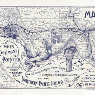 Antique U.S., State and Regional U.S. Maps