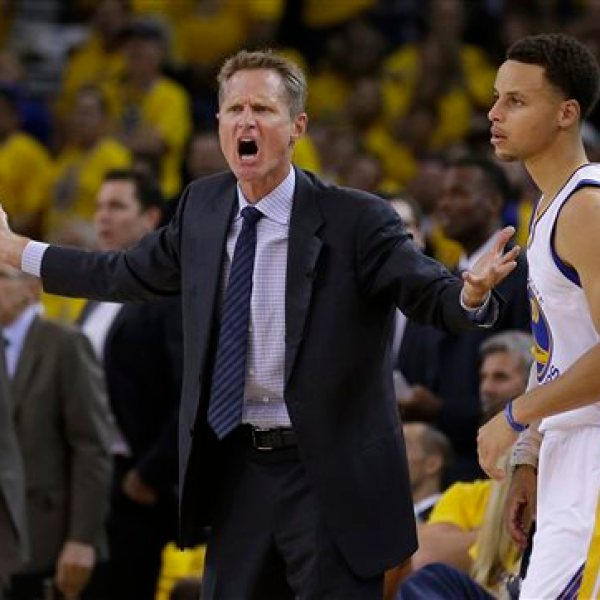 Steve Kerr, Stephen Curry_154764