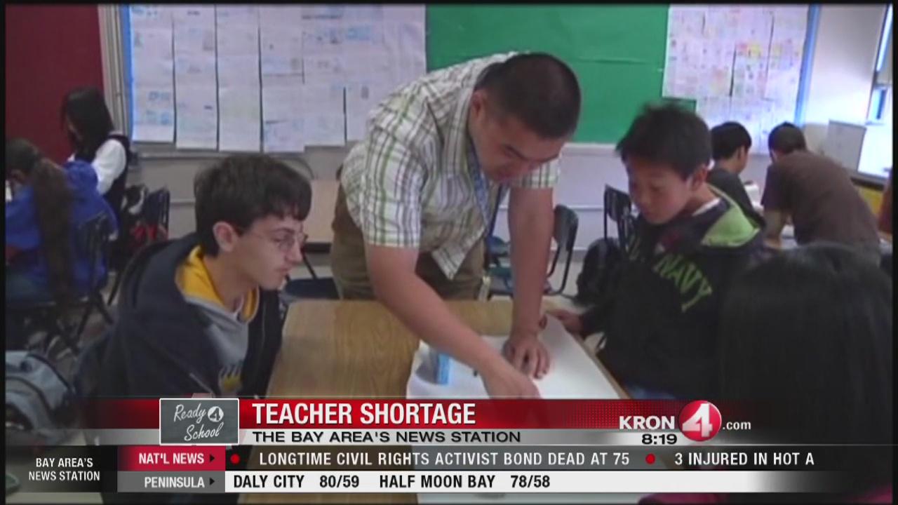 Teacher shortage interview_214839