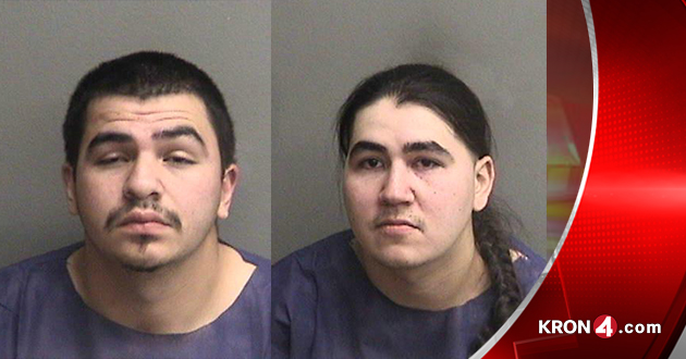 VIDEO: Mug shots released of Hayward Target murder suspects