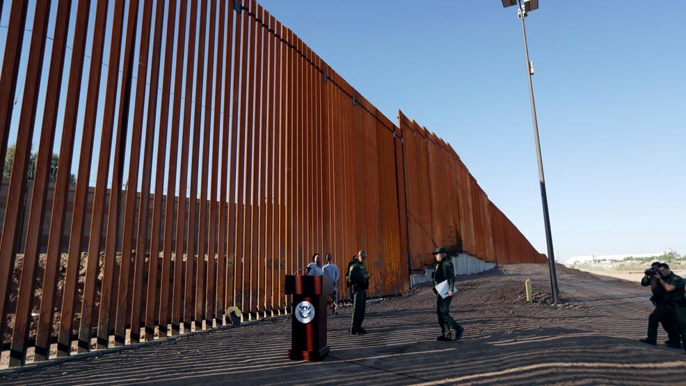 Construction of 6-mile Texas border wall to begin February