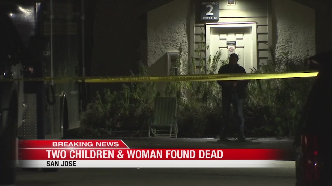 Woman, two children found dead in San Jose apartment