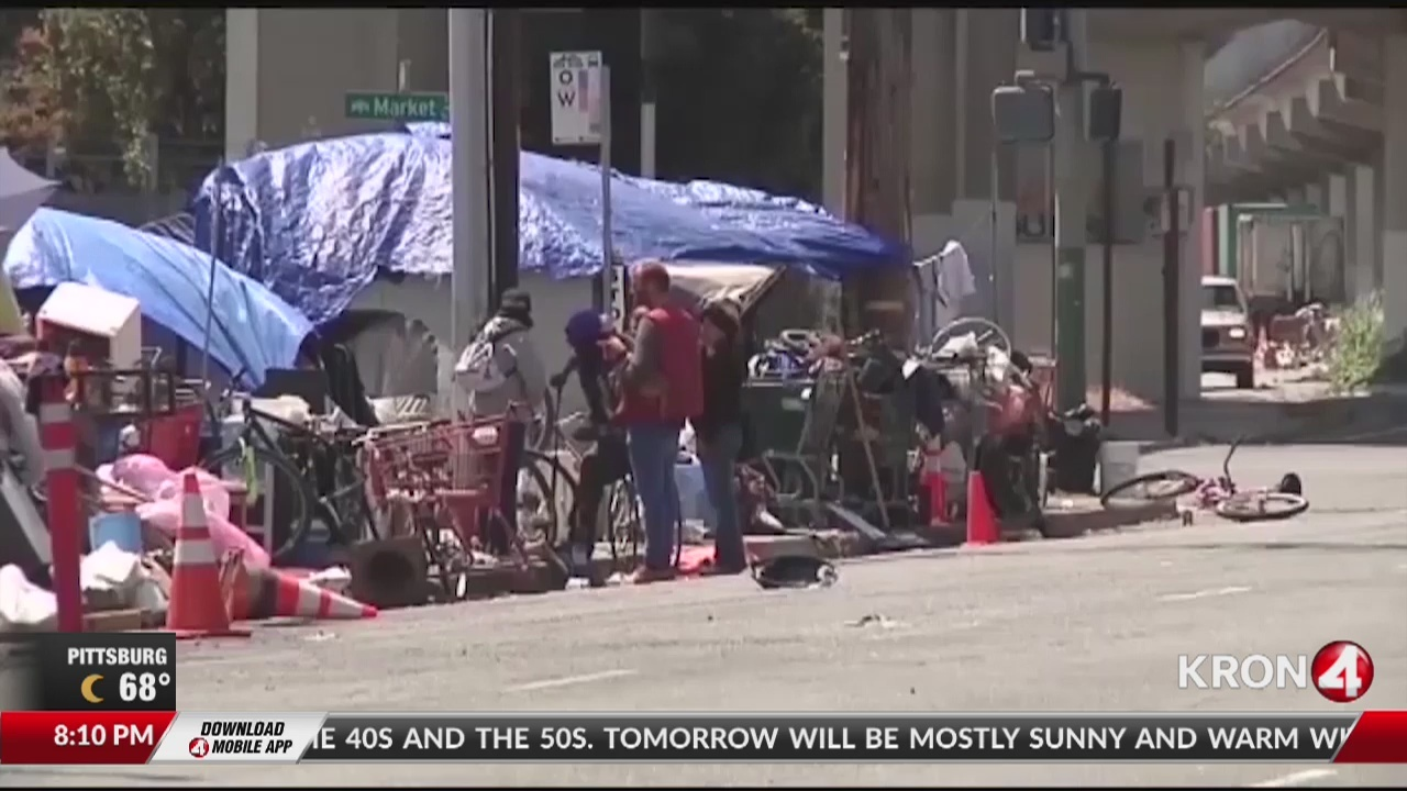 150 people become homeless every week in San Francisco; how city is working to change that