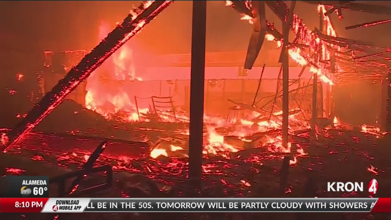 Cal Fire: PG&E electrical lines sparked deadly Camp Fire