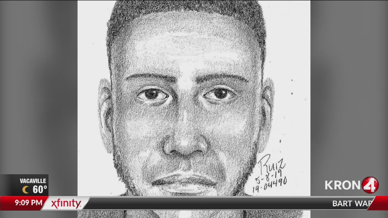 Man seen masturbating in front of girls at Millbrae middle school sought