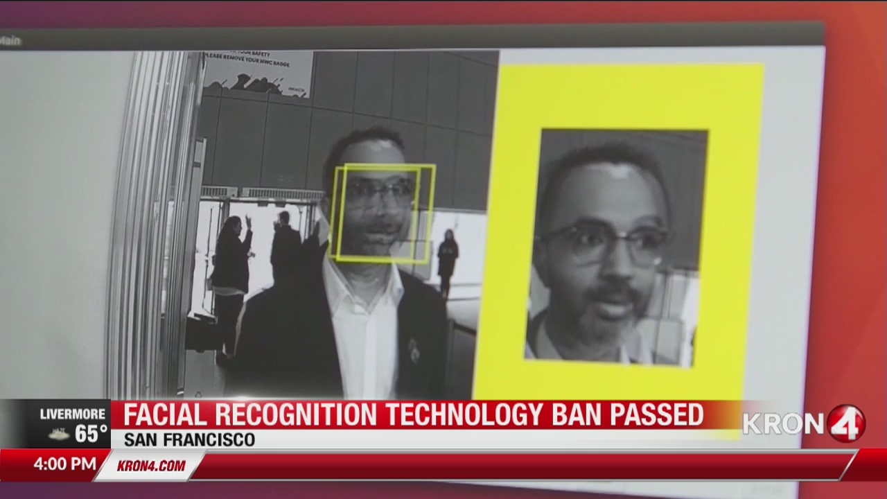 San Francisco approves ban on facial recognition technology