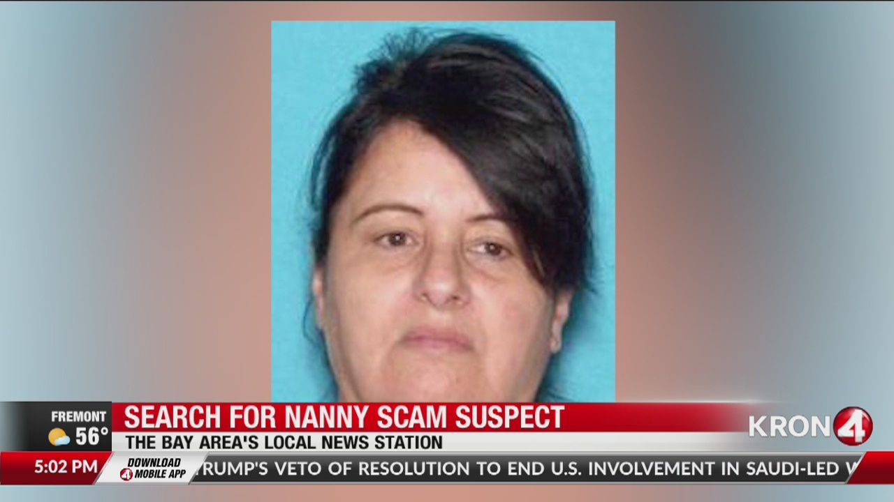 Wanted: Woman accused of posing as nanny in Bay Area