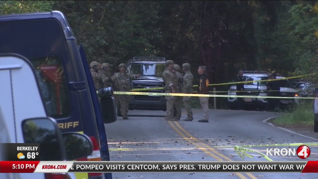 San Mateo County homicide victim ID'd as 32-year-old Pacifica man