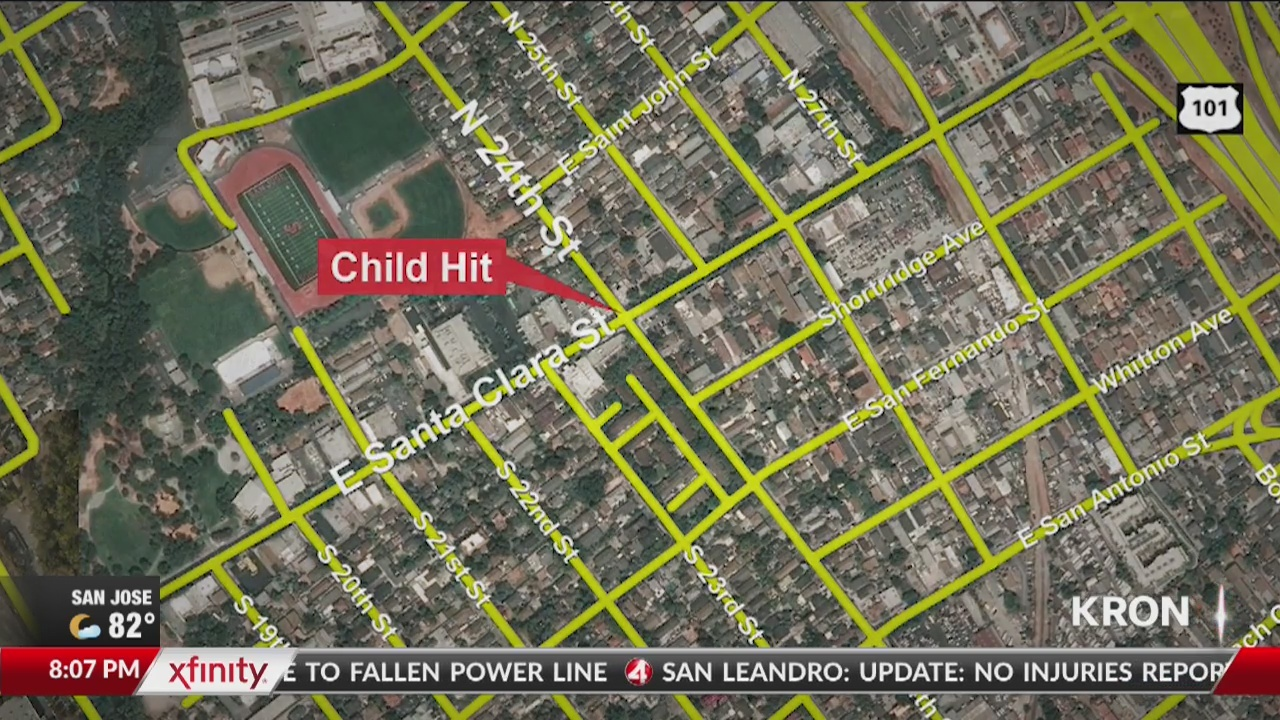 Toddler dies after getting hit by car