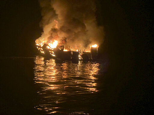 Deadly boat fire: Bay Area teacher and daughter, Stockton