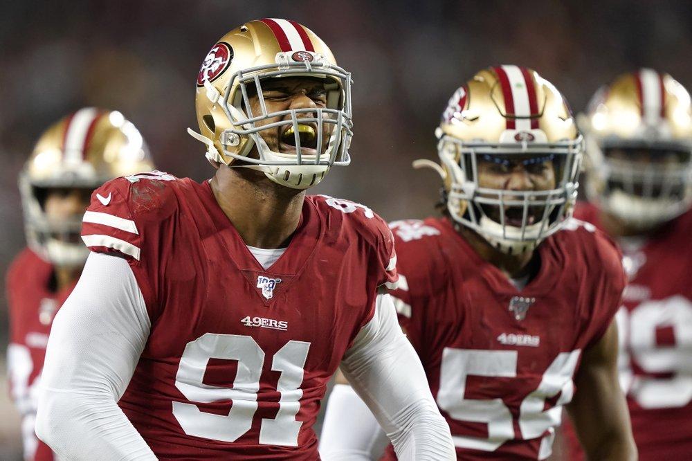 49ers Dominant Defense Prepares For Challenge Of Lamar